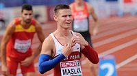Běžec Pavel Maslák.