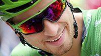 Slovenský cyklista Peter Sagan na letošní Tour de France.
