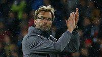 Německý trenér Liverpoolu Jürgen Klopp