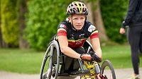 Belgická paralympijská reprezentantka Marieke Vervoortová.