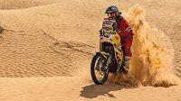 Jana Brabce čeká premiérový start na Rallye Dakar.