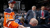 Český hokejový útočník Ostap Safin opustil přípravný kemp Edmontonu a zamířil do celku Saint John Sea Dogs do juniorské QMJHL