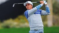 Golfista Rickie Fowler.