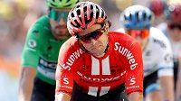 Australský cyklista Michael Matthews
