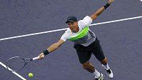 Tomáš Berdych v semifinále turnaje v Šanghaji podlehl Novaku Djokovičovi.