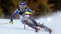 Americká lyžařka Mikaela Shiffrinová vyhrála slalom v Záhřebu.