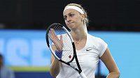 Petra Kvitová se odhlásila z generálky před Australian Open.