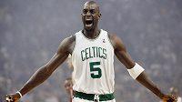 Bývalá hvězda NBA Kevin Garnett.