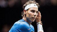 Rafael Nadal dříve o svých schopnostech zvládat finálové zápasy pochyboval.