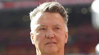 Trenér nizozemské reprezentace Louis Van Gaal