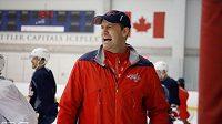 Trenér hokejistů Washingtonu Todd Reirden skončil.