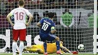 Giorgos Karagunis neproměnil za stavu 1:1 penaltu, náhradní polský brankář Przemyslaw Tyton úmysl řeckého střelce vystihl