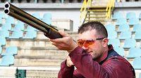 Střelec Tomáš Nýdrle míří stále vysoko...