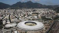 Brazilská chlouba - stadión Maracaná.