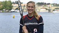 Česká softbalistka Veronika Pecková se těší na mistrovství Evropy žen i na boj o olympiádu v Tokiu.