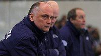 Vladimír Kýhos pravděpodobně povede v Kontinentální hokejové lize Slovan Bratislava.