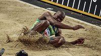 Jihoafričan Luvo Manyonga dostal čtyřletý trest za porušení antidopingových pravidel