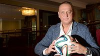 Hráčský agent Pavel Zíka vede agenturu Global Sports.