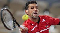 Novak Djokovič na letošním French Open ještě neztratil ani set.