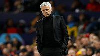 José Mourinho se na zápas proti Juventusu vydal pěšky