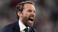 Nadšený manažer Albionu Gareth Southgate poté, co dovedl svůj výběr do finále EURO.
