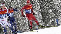 Sprinty ve Val di Fiemme ovládli Švédové, Novák byl dvaadvacátý.