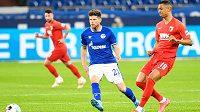 Zápas Schalke 04 s Augsburgem.