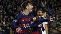 Lionel Messi z Barcelony je nejlepším fotbalistou španělské La Ligy.