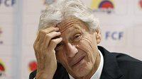 Fotbalový trenér José Pekerman po šesti letech odchází od reprezentace Kolumbie.