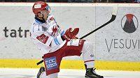 Jiří Polanský patří k oporám třineckých hokejistů