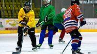 Ilustrační foto: V Liberci ruší mládežnické smlouvy pro hokejisty.