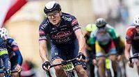 Cyklista Petr Vakoč obsadil deváté místo v závodě Kolem Lucemburska