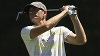 Americký golfista Brendan Steele.