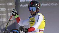 Švýcarský lyžař Mauro Caviezel (archivní foto).