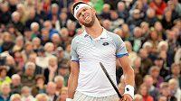 Jiří Veselý svedl s Rafou Nadalem vyrovnaný boj, ale na španělského tenistu v Hamburku nakonec nevyzrál.