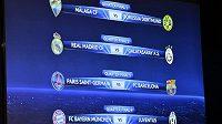 Los čtvrtfinále Ligy mistrů
