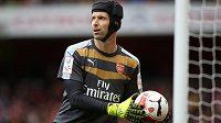 Brankář Petr Čech je jeden z top přestupů Arsenalu poslední let, myslí Flamini.