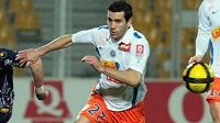 Fotbalista Cyril Jeunechamp.