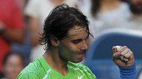 Španělský tenista Rafael Nadal na Australian Open