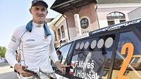 Filip Mareš vyhrál Rallye Hustopeče a po premiérovém vítězství v závodě MČR vede průběžné pořadí seriál