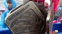 Wizz Air Kyiv City Marathon: Za deště a větru, přesto fascinující zážitek