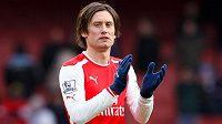 Tomáše Rosického v létě čeká zásadní rozhodnutí - odejde z Arsenalu do Major League Soccer?