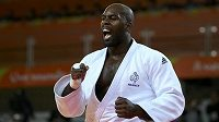 Fenomenální francouzský judista Teddy Riner obhájil v královské kategorii nad 100 kg olympijské zlato z Londýna.