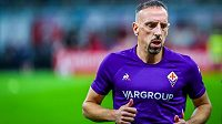 Fotbalista Franck Ribéry i další hráči Fiorentiny se krátce před obnovením italské ligy po koronavirové pauze vzdali jednoho měsíčního platu.