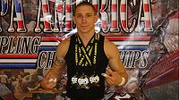 MMA fighter Philip Keller