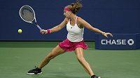 Karolína Muchová na US Open.