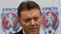 Místopředseda svazu Roman Berbr.