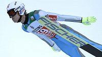 Norský skokan na lyžích Daniel-Andre Tande ovládl kvalifikaci na první závod Turné čtyř můstků v Oberstdorfu.