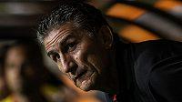 Edgardo Bauza, nový trenér argentinské fotbalové reprezentace.