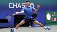 Srbský tenista Novak Djokovič si zahraje Davis Cup.
